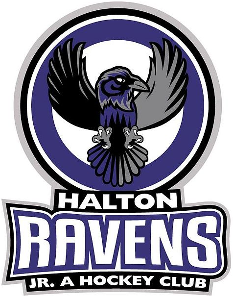 Halton Ravens Logo Primary Logo (2013/14-Pres) -  SportsLogos.Net