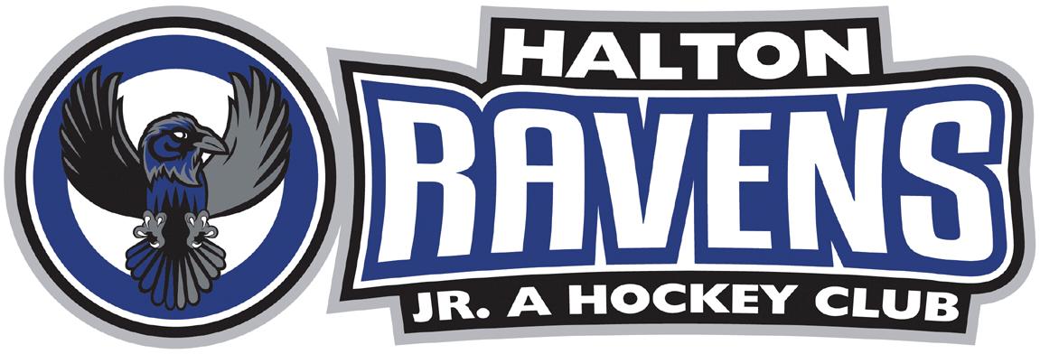 Halton Ravens Logo Alternate Logo (2013/14-Pres) -  SportsLogos.Net
