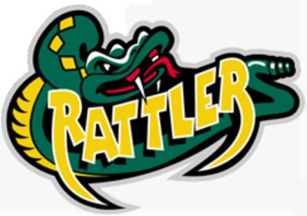 Bradford Rattlers Logo Primary Logo (2006/07-Pres) -  SportsLogos.Net