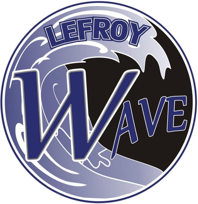 Lefroy Wave Logo Primary Logo (2011/12-2013/14) -  SportsLogos.Net