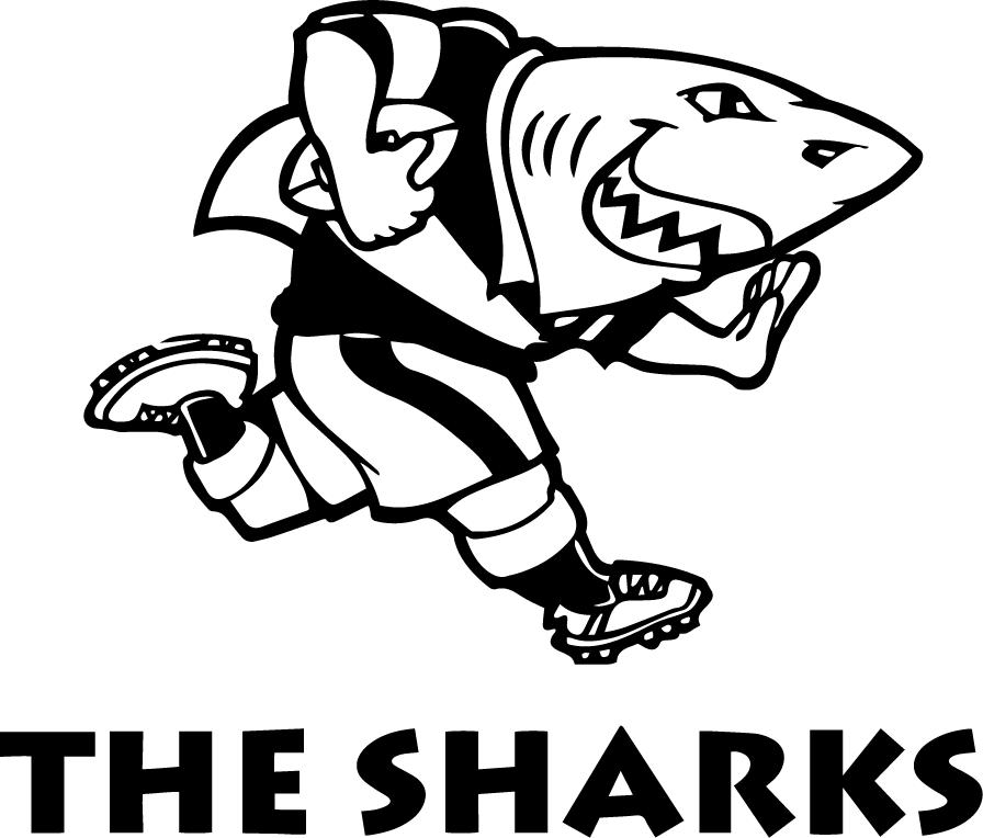Sharks Logo Primary Logo (2000-Pres) -  SportsLogos.Net