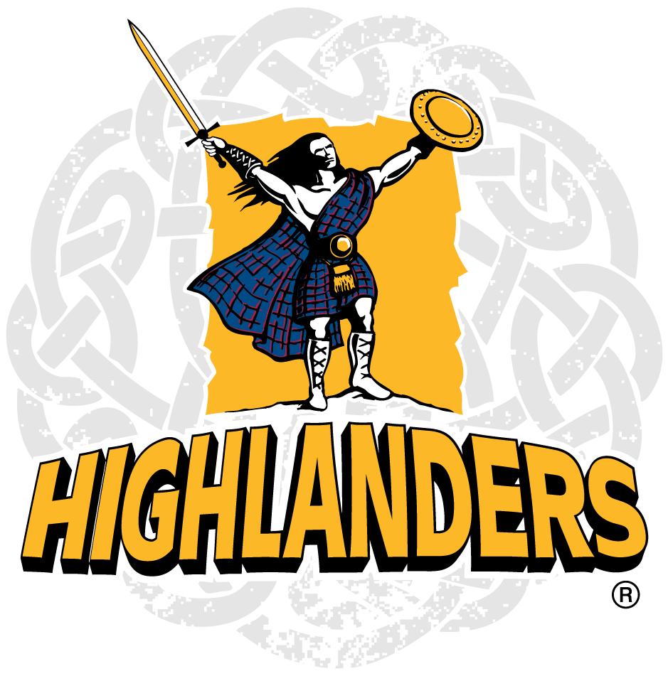 Highlanders Logo Primary Logo (2000-Pres) -  SportsLogos.Net