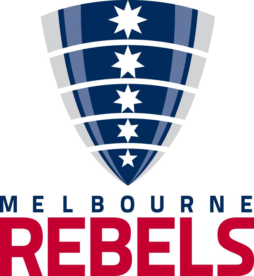 Melbourne Rebels Logo Primary Logo (2011-Pres) -  SportsLogos.Net