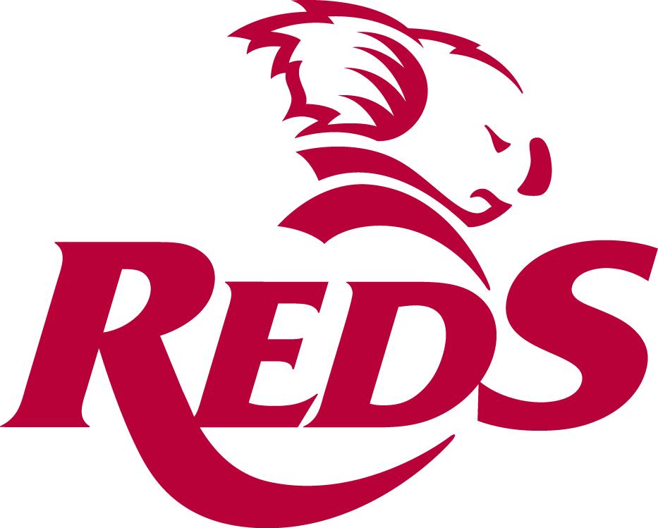 Queensland Reds Logo Primary Logo (2000-Pres) -  SportsLogos.Net