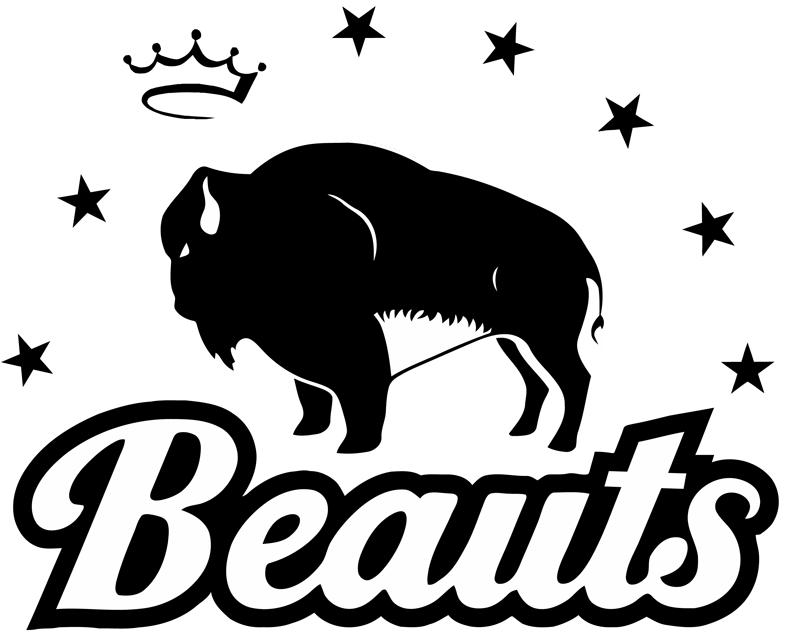 Buffalo Beauts Logo Primary Logo (2015/16-Pres) -  SportsLogos.Net