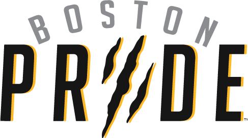 Boston Pride Logo Primary Logo (2015/16-2016/17) -  SportsLogos.Net