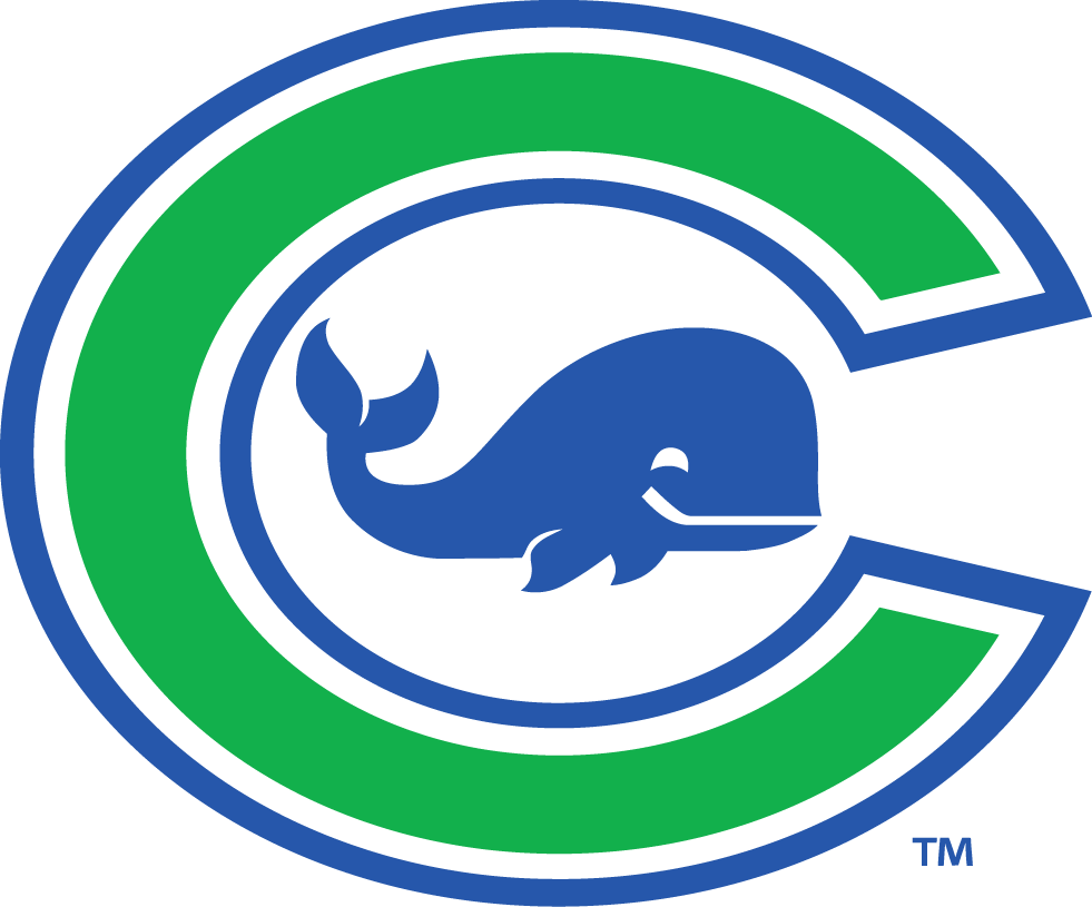 Connecticut Whale Logo Primary Logo (2015/16-Pres) -  SportsLogos.Net