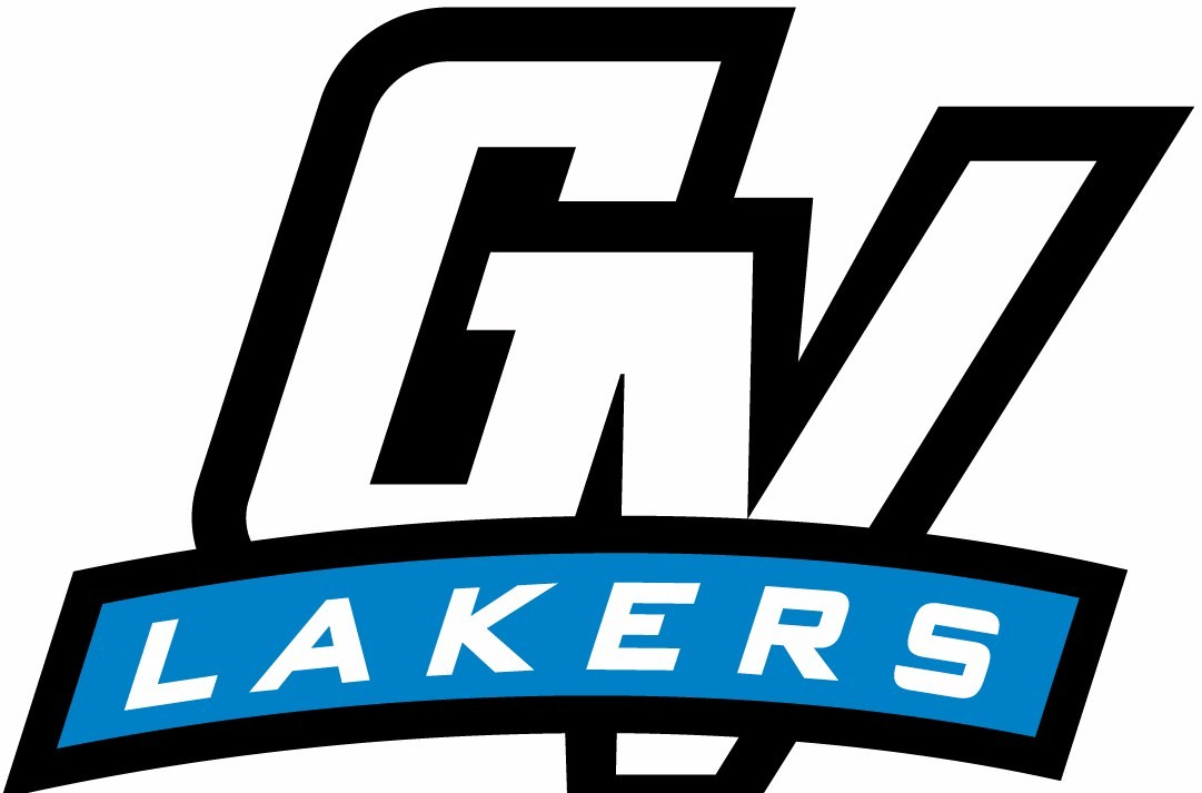 Grand Valley State Lakers Logo Secondary Logo (2015-Pres) -  SportsLogos.Net