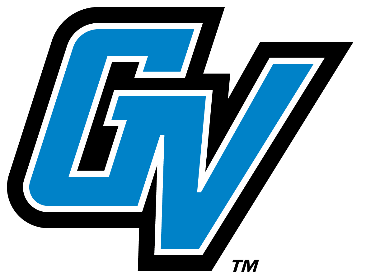 Grand Valley State Lakers Logo Primary Logo (2015-Pres) -  SportsLogos.Net