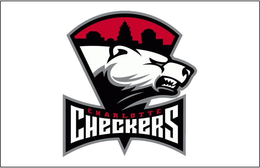 Charlotte Checkers Logo Jersey Logo (2010/11-Pres) - Home jersey crest SportsLogos.Net