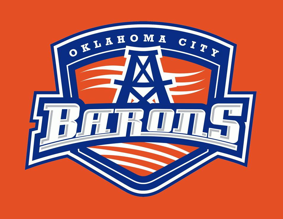 Oklahoma City Barons Logo Jersey Logo (2014/15-Pres) -  SportsLogos.Net