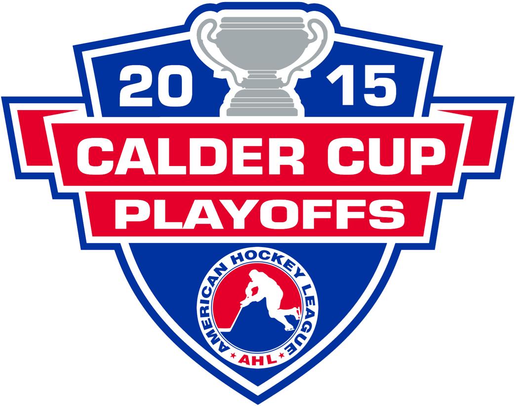 AHL Calder Cup Playoffs Logo Primary Logo (2014/15) -  SportsLogos.Net