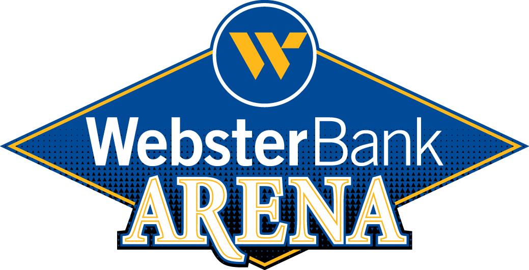 Bridgeport Sound Tigers Logo Stadium Logo (2011/12-2020/21) - Webster Bank Arena logo SportsLogos.Net