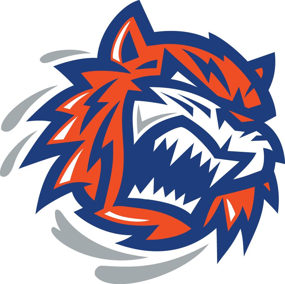 Bridgeport Sound Tigers Logo Partial Logo (2010/11-2020/21) -  SportsLogos.Net