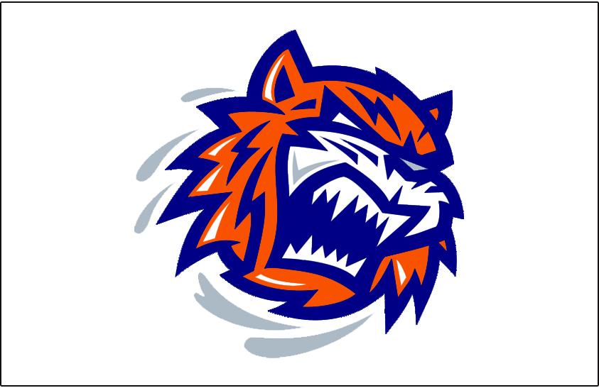 Bridgeport Sound Tigers Logo Jersey Logo (2010/11-Pres) -  SportsLogos.Net