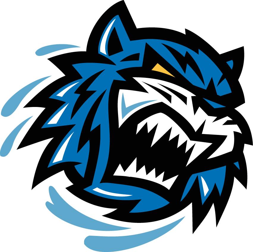 Bridgeport Sound Tigers Logo Partial Logo (2001/02-2004/05) -  SportsLogos.Net