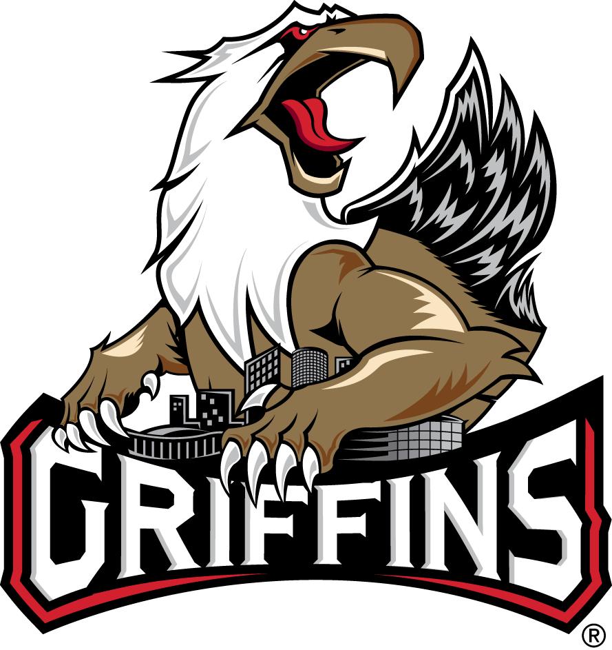 Grand Rapids Griffins Logo Primary Logo (2015/16-Pres) -  SportsLogos.Net