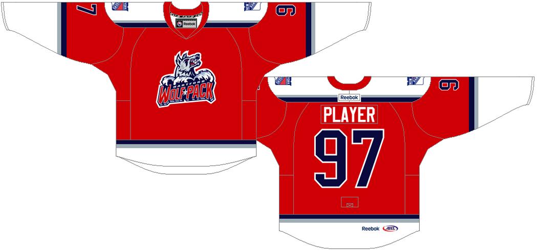Hartford Wolf Pack Uniform Alternate Uniform (2014/15-Pres) -  SportsLogos.Net
