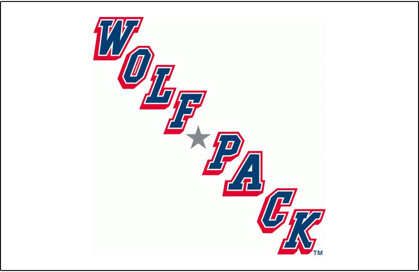 Hartford Wolf Pack Logo Jersey Logo (2013/14-Pres) -  SportsLogos.Net