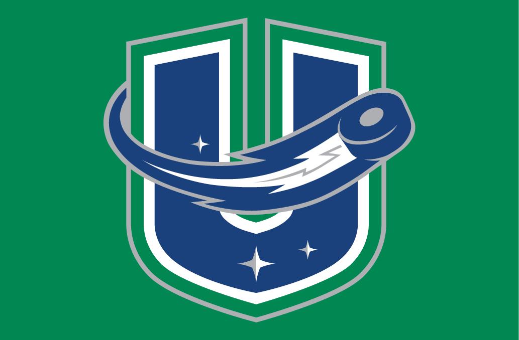 Utica Comets Logo Jersey Logo (2015/16-2020/21) -  SportsLogos.Net
