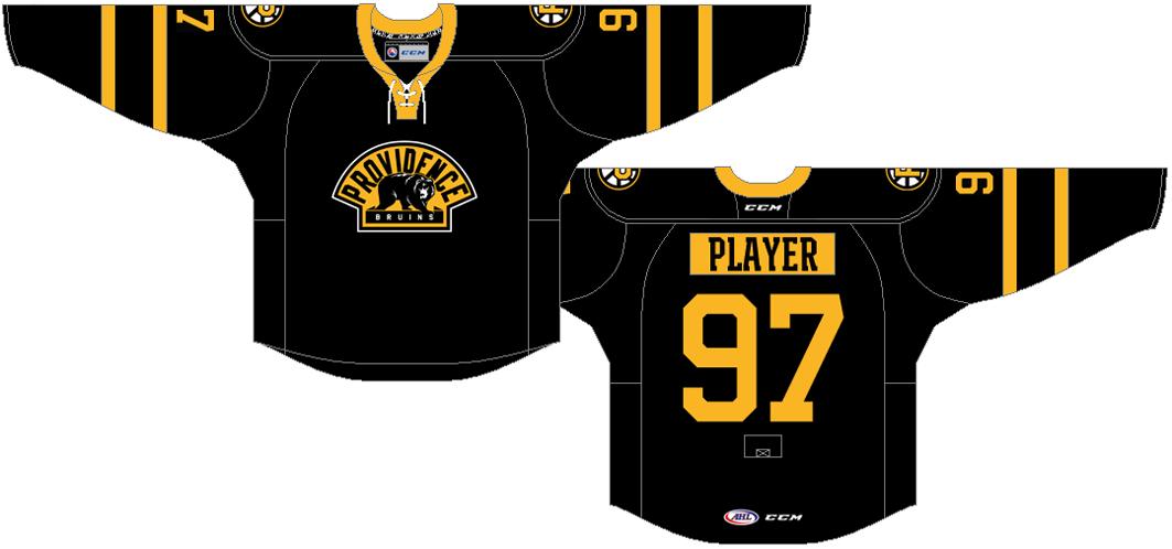 Providence Bruins Uniform Road Uniform (2015/16-Pres) -  SportsLogos.Net