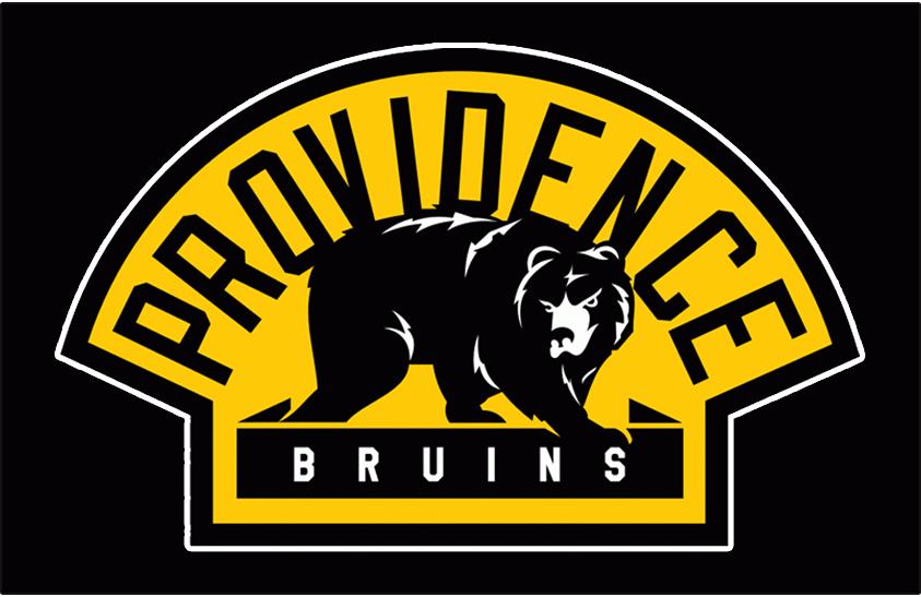 Providence Bruins Logo Jersey Logo (2015/16-Pres) - Road jersey crest SportsLogos.Net