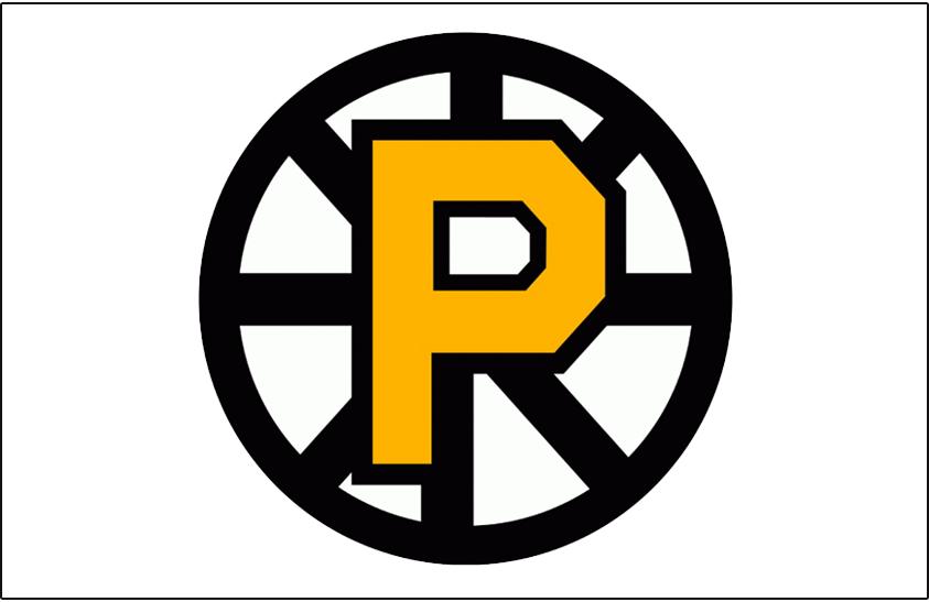 Providence Bruins Logo Jersey Logo (2015/16-Pres) - Alternate/Third jersey crest SportsLogos.Net