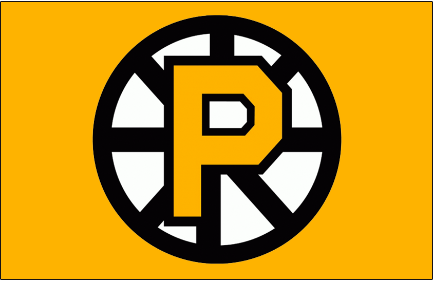 Providence Bruins Logo Jersey Logo (2013/14-Pres) - Home jersey crest SportsLogos.Net