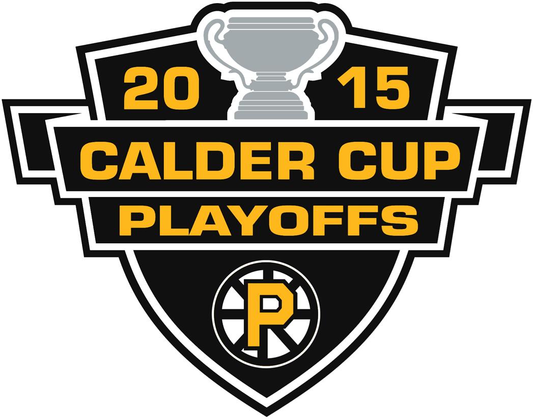 Providence Bruins Logo Event Logo (2014/15) -  SportsLogos.Net