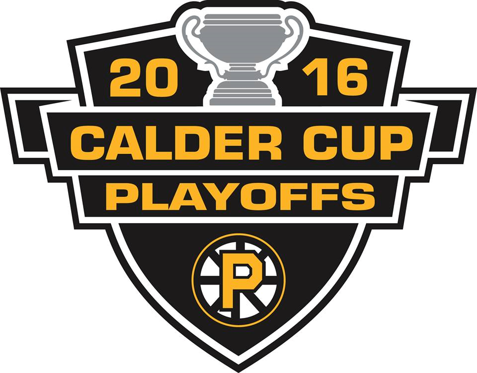 Providence Bruins Logo Event Logo (2015/16) -  SportsLogos.Net
