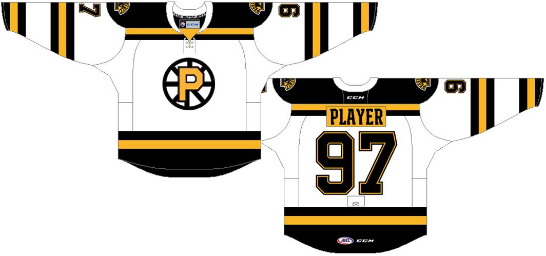 Providence Bruins Uniform Alternate Uniform (2015/16-Pres) -  SportsLogos.Net