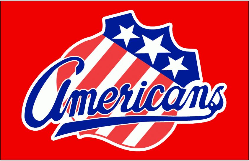 Rochester Americans Logo Jersey Logo (1972/73-1977/78) -  SportsLogos.Net