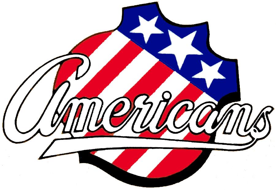 Rochester Americans Logo Primary Logo (1956/57-1970/71) -  SportsLogos.Net
