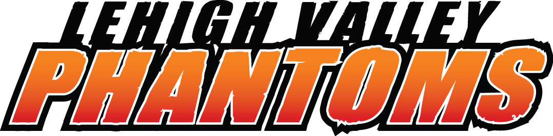 Lehigh Valley Phantoms Logo Wordmark Logo (2014/15-Pres) -  SportsLogos.Net