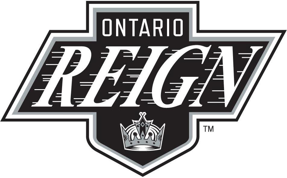 Ontario  Reign  Logo Primary Logo (2015/16-Pres) -  SportsLogos.Net