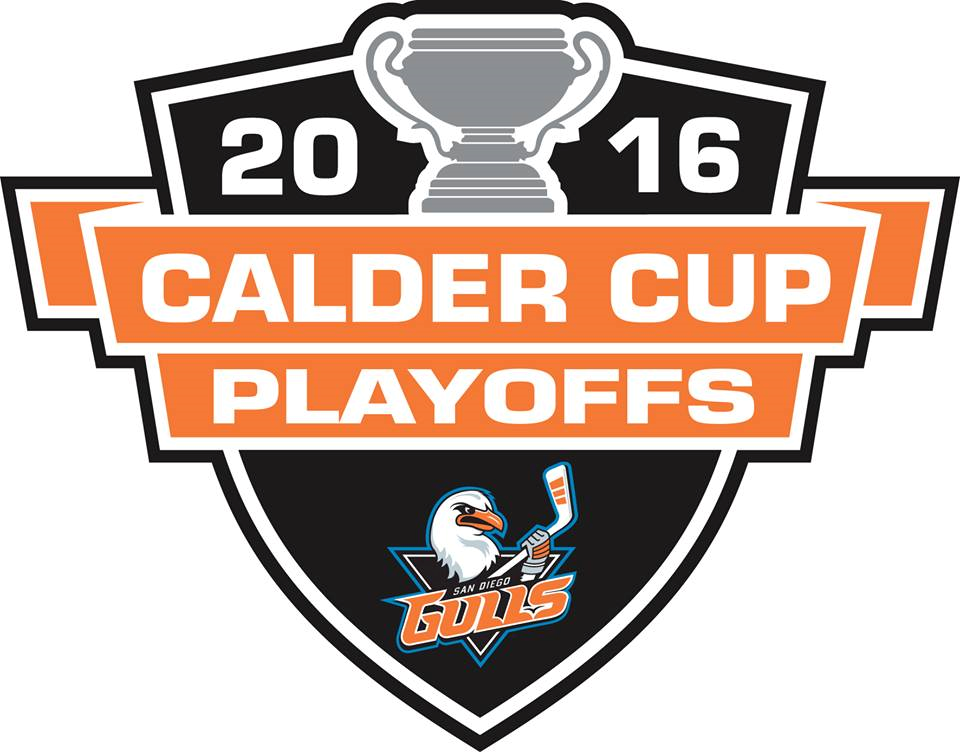 San Diego Gulls Event Logo American Hockey League Ahl Chris