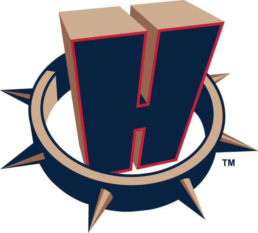 Hamilton Bulldogs Logo Secondary Logo (1996/97-2001/02) -  SportsLogos.Net