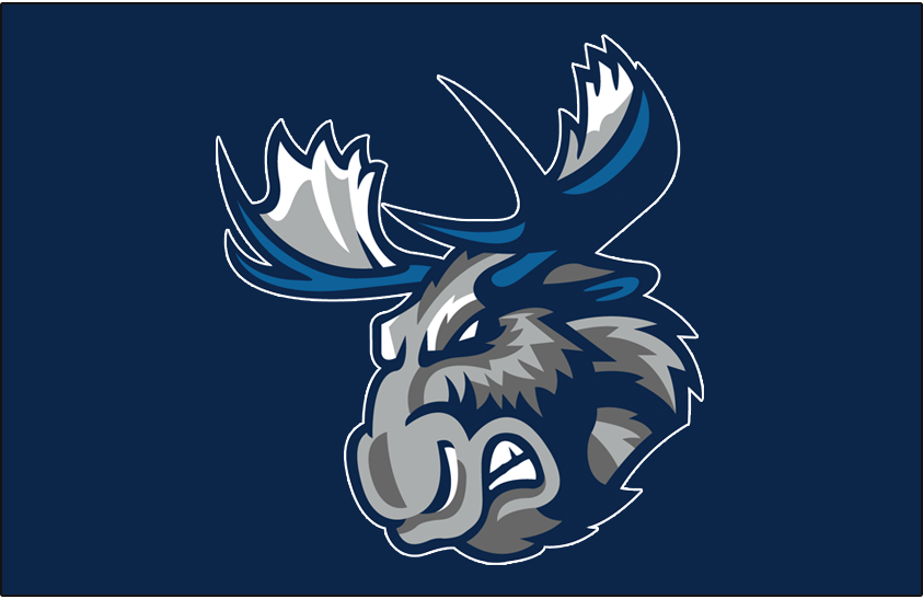 Manitoba Moose Logo Jersey Logo (2015/16-Pres) -  SportsLogos.Net