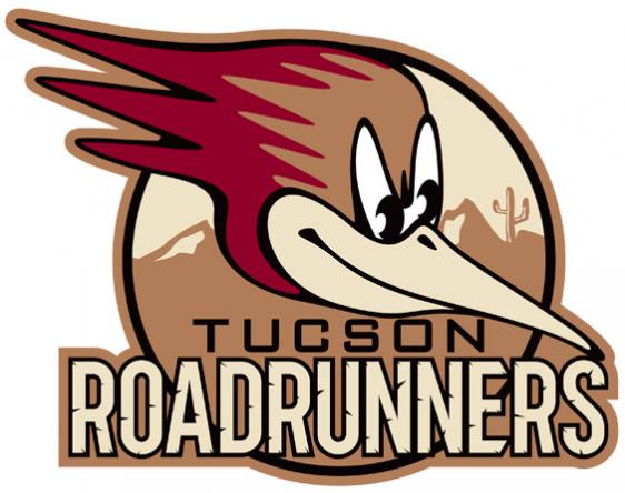 Tucson Roadrunners Logo Alternate Logo (2016/17-Pres) -  SportsLogos.Net