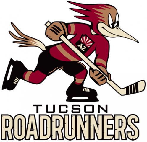 Tucson Roadrunners Logo Primary Logo (2016/17-Pres) -  SportsLogos.Net