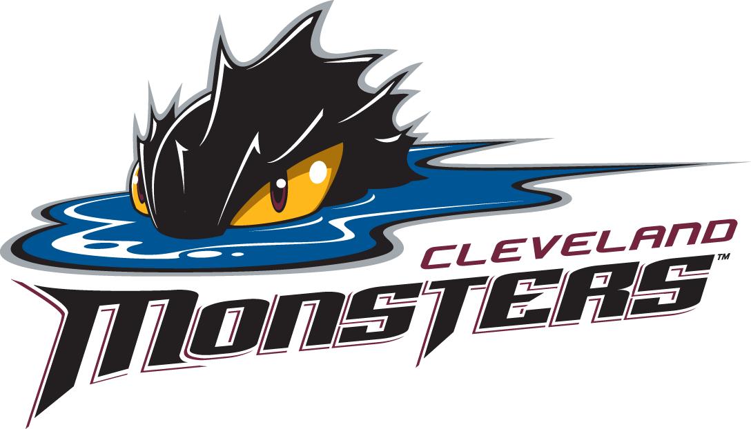 Cleveland Monsters Logo Primary Logo (2016/17-Pres) -  SportsLogos.Net