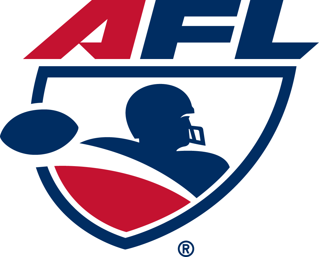 Arena Football League Logo Primary Logo (2009-2018) -  SportsLogos.Net
