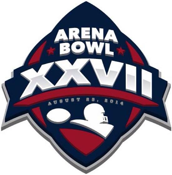 Arena Bowl Logo Primary Logo (2014) -  SportsLogos.Net