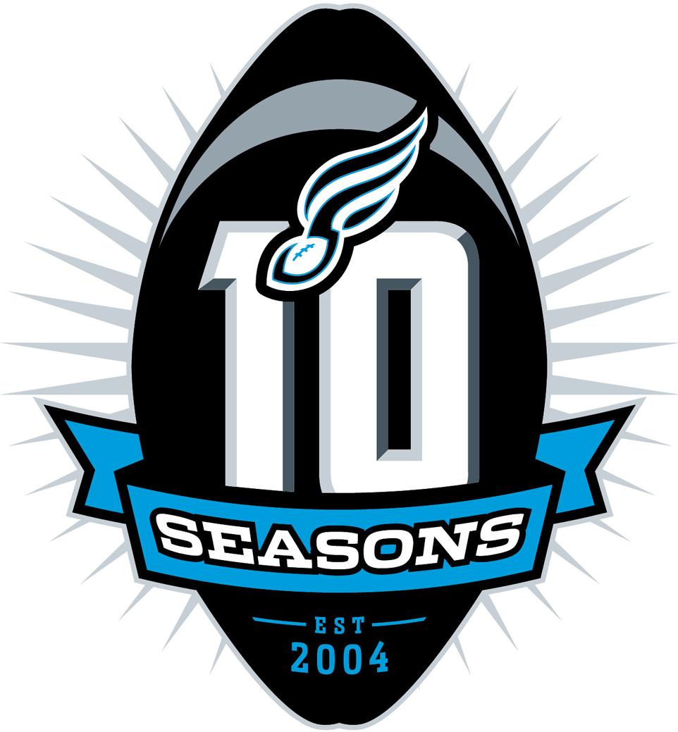 Philadelphia Soul Logo Anniversary Logo (2014) -  SportsLogos.Net