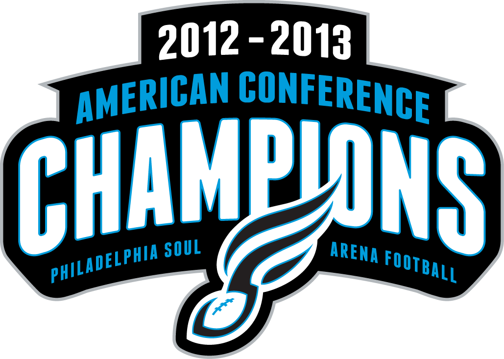 Philadelphia Soul Logo Champion Logo (2013) -  SportsLogos.Net