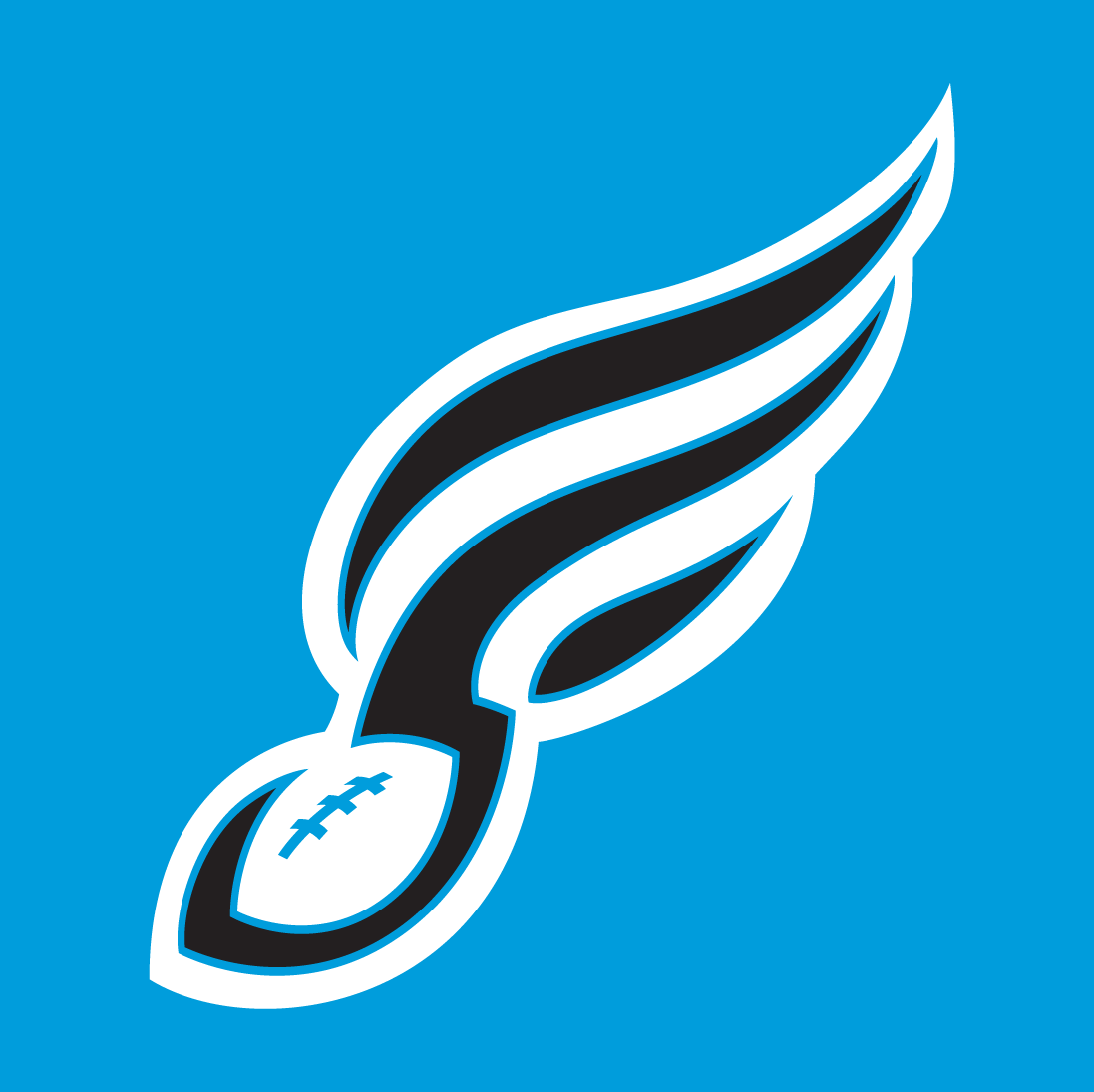 Philadelphia Soul Logo Alt on Dark Logo (2004-Pres) -  SportsLogos.Net