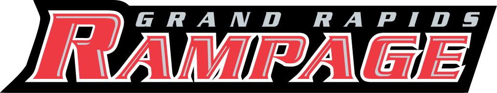 Grand Rapids Rampage Logo Wordmark Logo (2005-2009) -  SportsLogos.Net