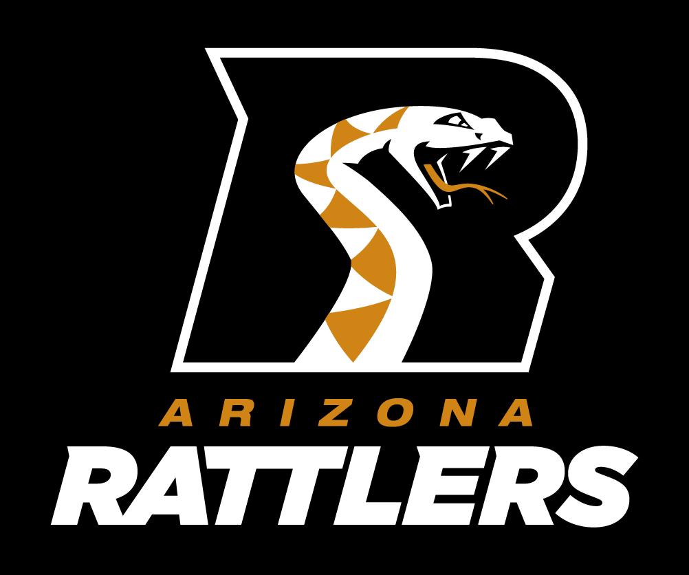Arizona Rattlers Logo Alternate Logo (2012-Pres) -  SportsLogos.Net