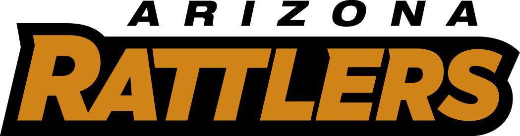 Arizona Rattlers Logo Wordmark Logo (2012-2016) -  SportsLogos.Net