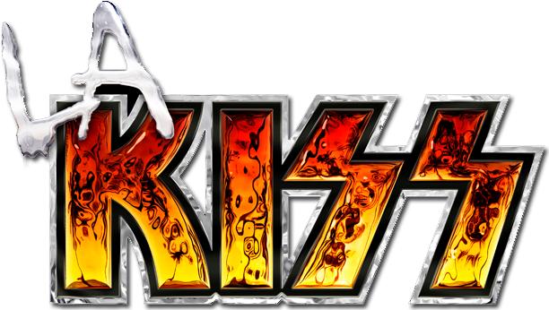 Los Angeles  Kiss Logo Primary Logo (2014-2016) -  SportsLogos.Net